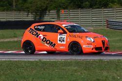 Silvano Bolzoni, Alfa Romeo Mito-TCS