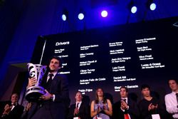 نيكولاس بروست، حفلة جوائز الفورمولا إي