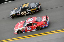 Ryan Reed, Roush Fenway Racing Ford, David Starr, TriStar Motorsports Toyota