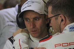 Timo Bernhard, Porsche Team, Andreas Seidl, Principal Porsche Team
