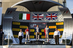 Matthew Parry, Koiranen GP, Antonio Fuoco, Trident y Jake Dennis, Arden International