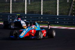 Akash Nandy, Jenzer Motorsport y Steijn Schothorst, Campos Racing