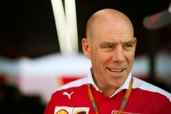 Jock Clear, Direttore dell'ingegneria Ferrari