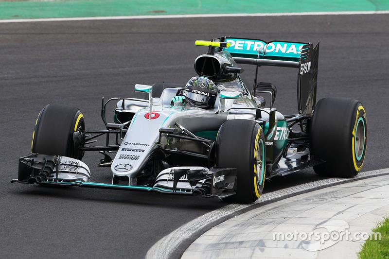 Nico Rosberg, Mercedes AMG F1 W07 Hybrid