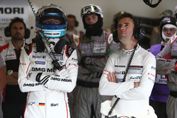 Romain Dumas, Marc Lieb, Porsche Team