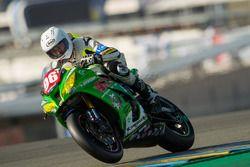 #96 Kawasaki: Lionel Bergeron, Jean-Baptiste Arrondeau, Fabrice Lanziani