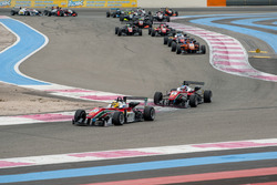 Старт: Максимилиан Гюнтер, Prema Powerteam Dallara F312 – Mercedes-Benz