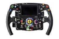 Steering wheel of Sebastian Vettel, Ferrari SF16-H