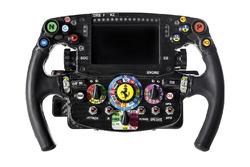 Руль Ferrari SF16-H Себастьена Феттеля