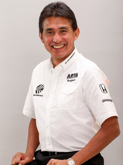 Aguri Suzuki, Team Director of Autobacs Racing Team Aguri