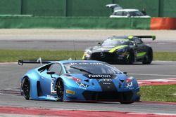 Jack Falla, Davide Valsecchi, Lamborghini Huracan GT3, Attempto Racing