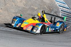 #20 BAR1 Motorsports ORECA FLM09: Johnny Mowlem, Matthew McMurry spin