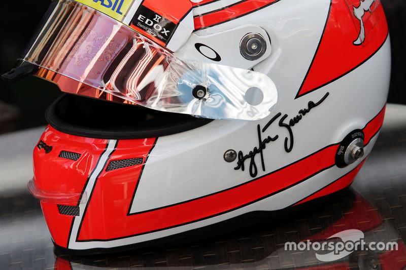 Russie 2016 - Felipe Nasr, Sauber