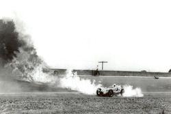 Duke Nalon en fuego