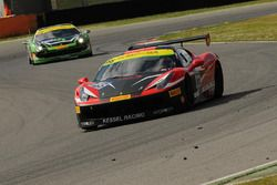 #166 Kessel Racing Ferrari 458: Daniel Kuenzli
