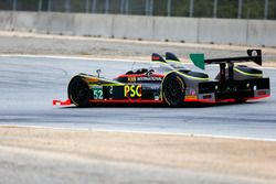 #52 PR1 Mathiasen Motorsports, ORECA FLM09: Robert Alon, Tom Kimber-Smith