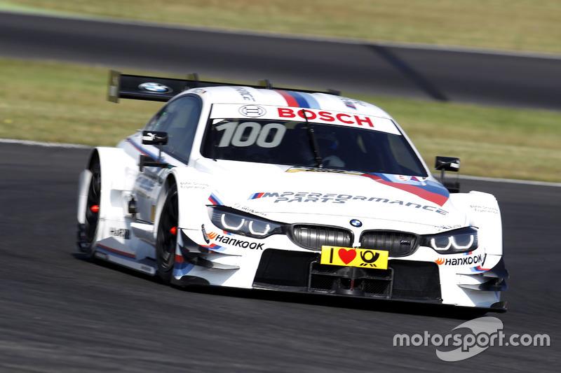18. Martin Tomczyk, BMW Team Schnitzer, BMW M4 DTM