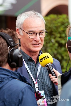 Claudio Ranieri, Leicester City Menajeri