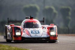 #44 Manor Oreca 05 Nissan: Tor Graves, Matt Rao, Roberto Merhi