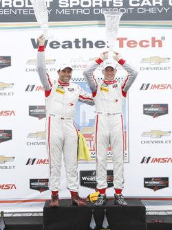 PC podio: ganadores Renger van der Zande, Alex Popow
