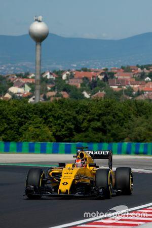 Эстебан Окон, Renault Sport F1 Team RS16