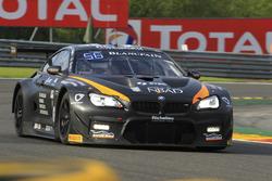 #12 Boutsen Ginion Racing, BMW M6 GT3: Karim Ojjeh, Julian Darras, Olivier Grotz, Arno Santamato