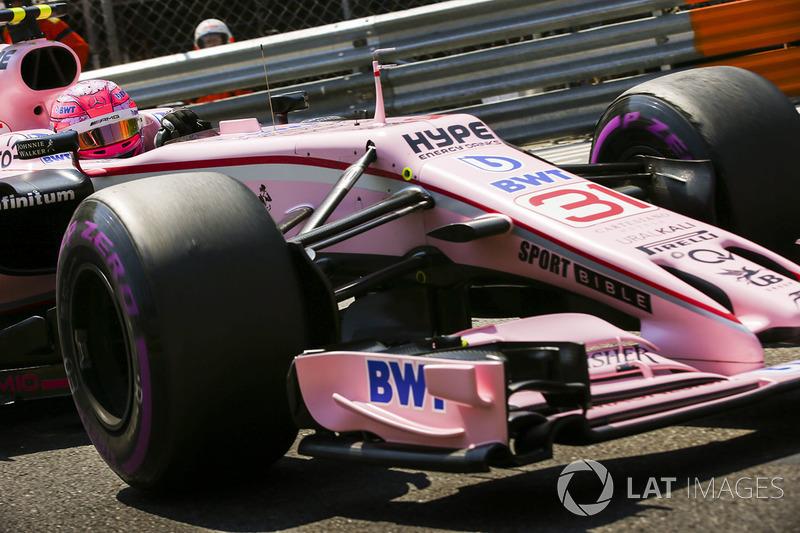 Force India (F1 Monaco GP)
