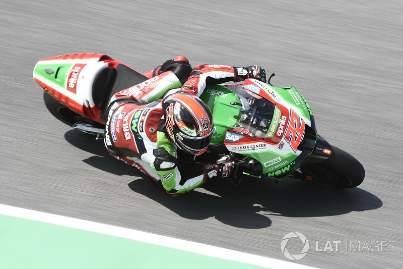 19. Sam Lowes, Aprilia Racing Team Gresini