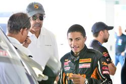 Ernie Francis Jr, Eric Johnson, ANSA Motorsports