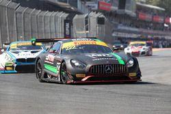 #222 Scott Taylor Motorsport, Mercedes-AMG GT3: Scott Taylor, Craig Baird