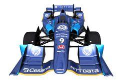Coche de Scott Dixon, Chip Ganassi Racing Honda