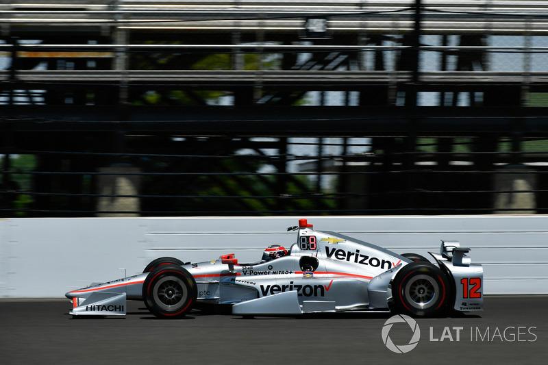 9. Will Power, Team Penske, Chevrolet