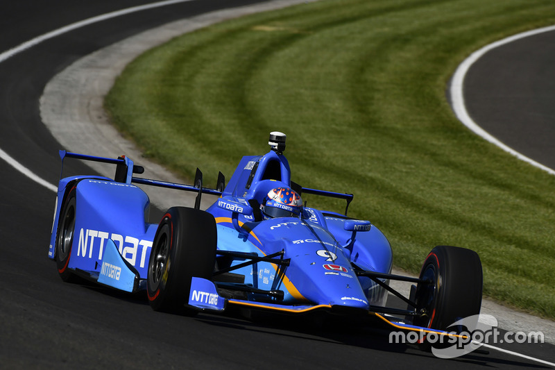 #9 Scott Dixon, Chip Ganassi Racing / Honda