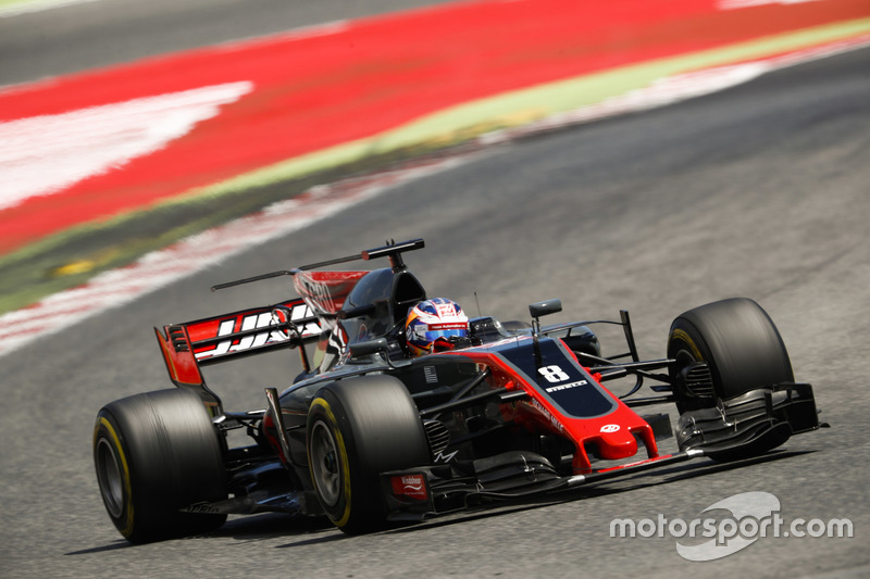 Romain Grosjean, Haas F1 Team VF-17