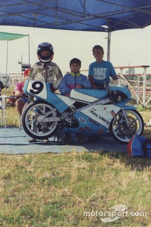 Nicky Hayden early days