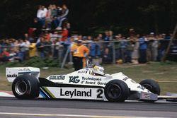 Карлос Рейтеман, Williams FW07C