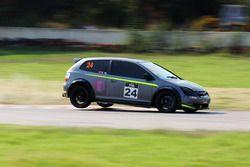 #24 Emir Ay, Honda Civic Type-R