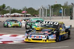 Emanuel Moriatis, Martinez Competicion Ford, Agustin Canapino, Jet Racing Chevrolet, Gaston Mazzacane, Coiro Dole Racing Chevrolet