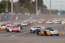 Emiliano Spataro, Renault Sport Torino, Santiango Mangoni, Dose Competicion Chevrolet, Nicolas Bonelli, Bonelli Competicion Ford