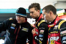 Adam De Borre, Rod Nash Racing Ford, Chaz Mostert, Rod Nash Racing Ford, Steve Owen, Rod Nash Racing