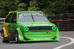 Martin Bürki, VW Polo MB, MB Motorsport. 1. Rennlauf