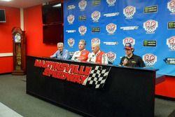 Ryan Blaney, Wood Brothers Racing, Eddie Wood, Leonard Wood