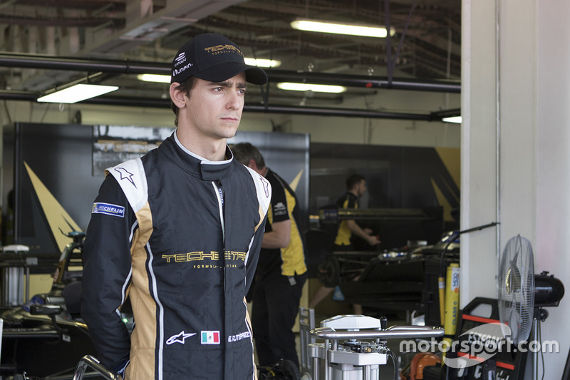 Esteban Gutiérrez, Techeetah Team