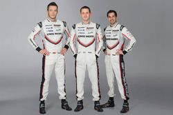 #1 Porsche Team, Porsche 919 Hybrid: André Lotterer, Nick Tandy, Neel Jani