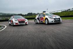 Timmy Hansen, Team Peugeot Hansen, Kevin Hansen, Team Peugeot Hansen