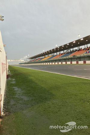 Дождь в Катаре