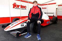 Hampus Ericsson, Fortec Motorsports