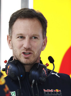 Christian Horner, Teamchef, Red Bull Racing