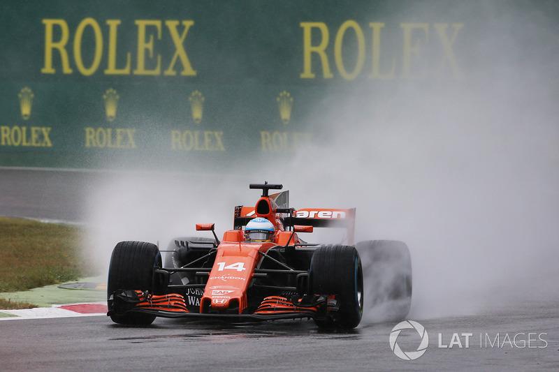 19. Fernando Alonso, McLaren MCL32