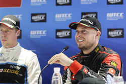 Conferenza stampa: Rob Huff, All-Inkl Motorsport, Citroën C-Elysée WTCC